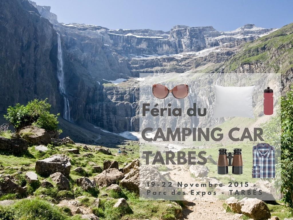 féria du camping-car de Tarbes