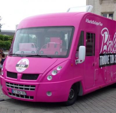 Barbie B super Tour Nantes