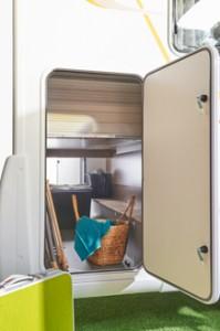 Camping car Profilé compact Bavaria T650C Soute
