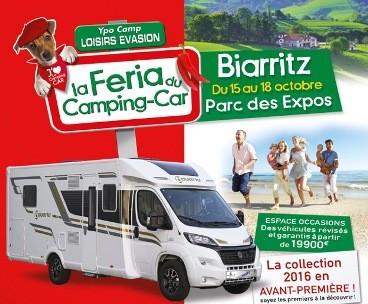 Feria du camping-car Biarritz - Bavaria