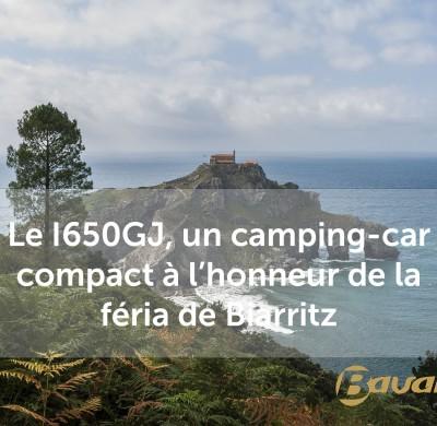 Camping-car compact Bavaria