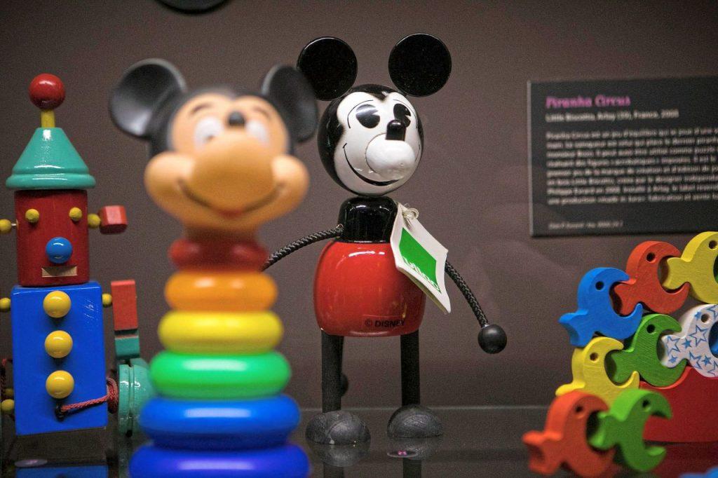 Musée du jouet de Moirans, photo prise par Le Parisien