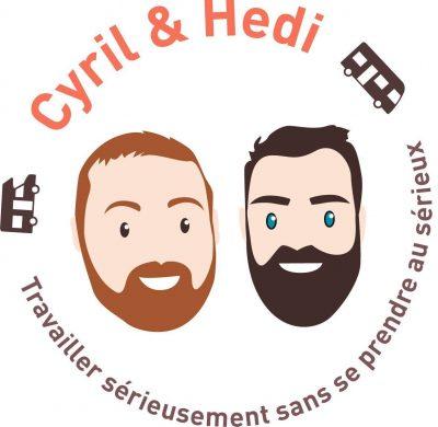 Logo Cyril & Hedi